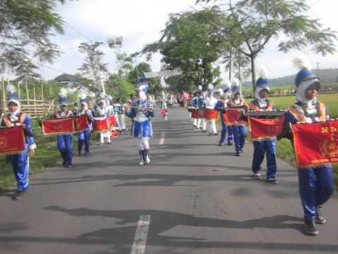 Sholatun Bissalabin Mukmin Marchingband Soutun Najjah Mtsn Susukan Kab Semarang