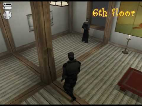 Hitman 2 Silent Assassin Mission 9 Shogun Showdown by Ractior