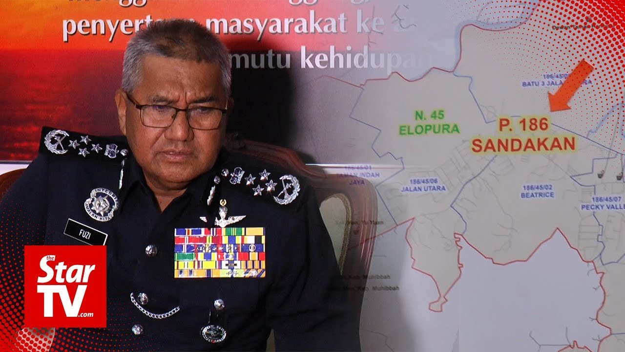 IGP: More policemen to be deployed to ensure smooth Sandakan by-election
