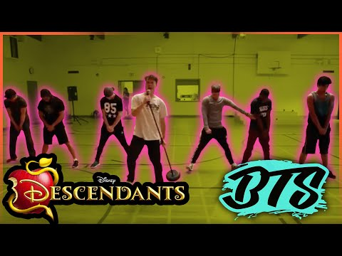 Descendants Did I Mention Rehearsal Footage