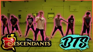 "Descendants ""Did I Mention"" Rehearsal Footage"