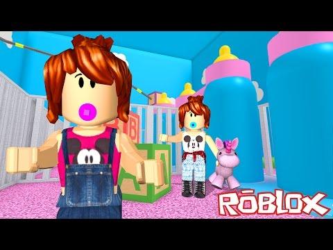 Roblox - ESCAPE DA CRECHE (Escape the Daycare Obby)