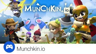 Munchkin.io (recenze hry) - Humorná aréna
