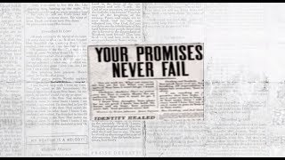 Bethel Music - Your Promises Never Fail - Instrumental with Lyrics