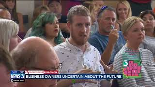 Sun Prairie business owners uncertain about future