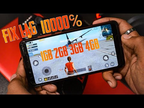 Wow! PUBG MOBILE Lag Fix 1GB 2GB 3GB 4GB Ram Mobiles | 10000% Real & Working | Must Watch 2019