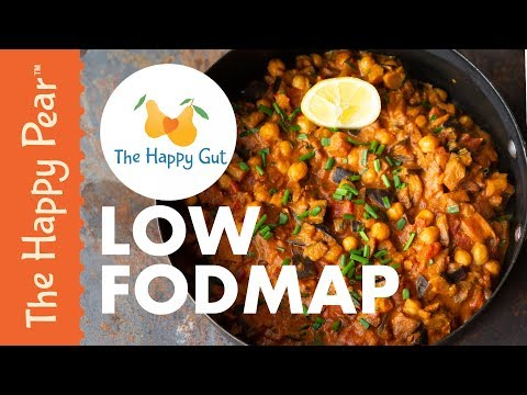 CHICKPEA CURRY | LOW FODMAP FRIDAY | HAPPY GUT RECIPE