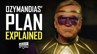 Watchmen: HBO: Ozymandias' Plan Explained + Where He Is & Who Put Him There | CHARACTER FAN THEORY