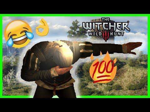 The Witcher 3 : Wild Dab