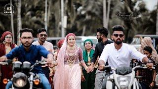 Kerala Muslim Wedding Highlights 2019 | Jabeen & Javid Ali | Aambro Wedding Films |
