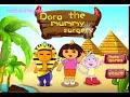 Dora The Explorer Online Games -  Dora The Explorer Doctor Game