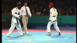 Sydney 2000 Olympics Men -58kgs