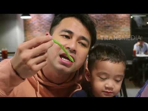 JANJI SUCI - Lucu !! Rafathar Di Ajarin Nge Vlog Sama Papa (21/4/18) Part 1
