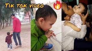 Arham Tik Tok Videos /  Tik Tok Videos / Cute Funny Baby Kids Tik Tok Video / Arham , Baba, Mamu.