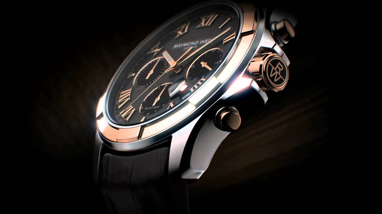 Raymond Weil Parsifal Men's Watches - AuthenticWatches.com