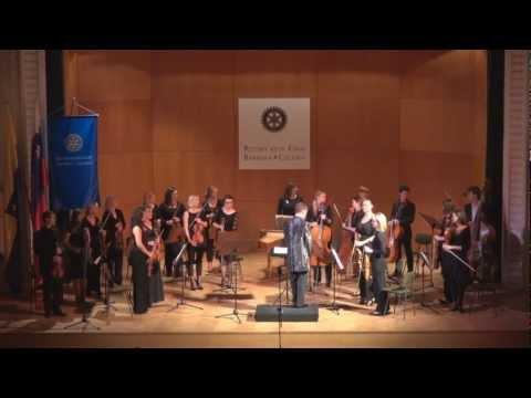 A. Vivaldi in A. Pizzola: Letni časi