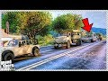 GTA 5 - STEALING TANK FROM MILITARY TANK CONVOY ('Sir, Yes Sir!' New Mission)