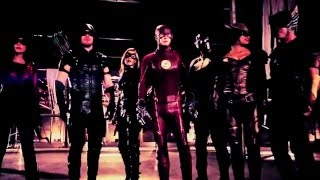 #crack 13 | arrow & the flash (Happy Belated New Year!)