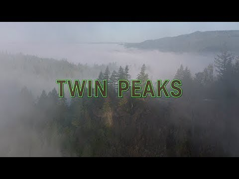 Twin Peaks - A show both wonderful and strange.