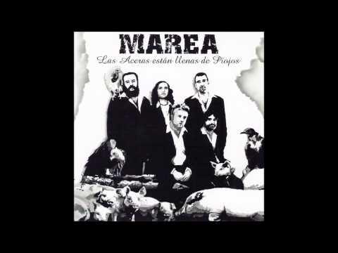 Marea - Las Aceras están llenas de Piojos [Disco Completo] [Full Album] HQ