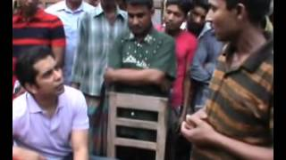 Krishok of Bhola ( Barrister Andaleeve Rahman Partho )