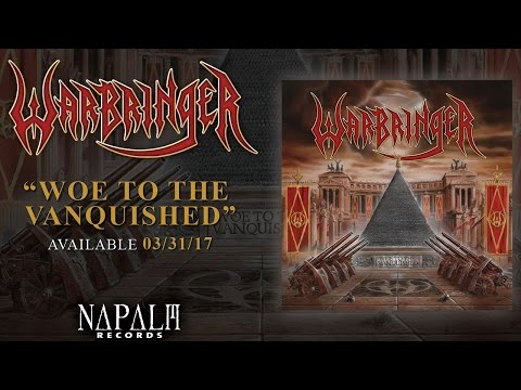 WARBRINGER - Shellfire (Official Audio) | Napalm Records