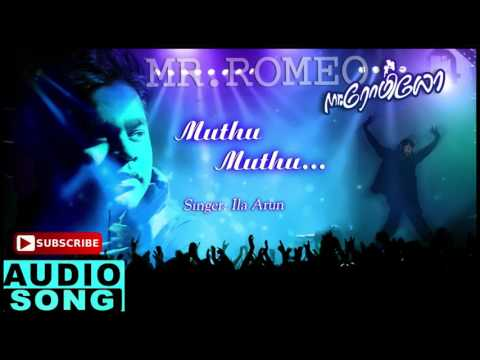 Mr Romeo Tamil Movie Songs | Muthu Muthu Song | Prabhu Deva | Shilpa Shetty | Madhu Bala | AR Rahman