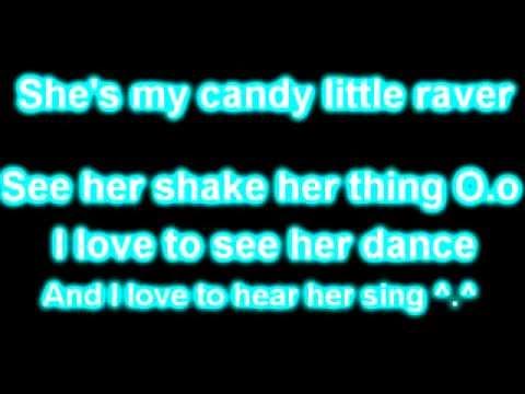 Little Candy Raver - Dj S3rl - Lyrics