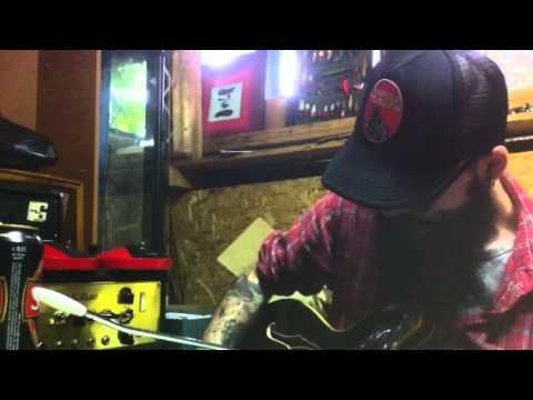 two tone controls guitar - treble cut & bass cut - YouTube