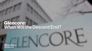 Glencore Feels the Pain from China-led Slowdown