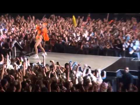 Miley Cyrus Full New Zealand Bangerz Tour Concert