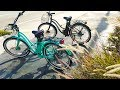 X-treme Malibu Beach Cruiser Electric Bike