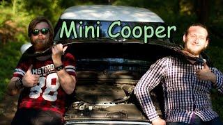 Тест драйв Mini Cooper   Проект Car Beet