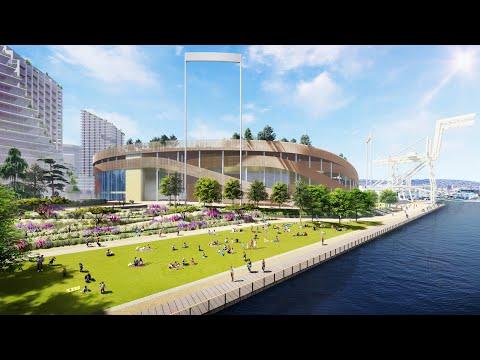 Oakland A's Ballpark Project At Howard Terminal Is $2 Billion, Not $12 Billion - Media Fail