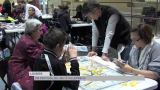 Loisirs : un festival du jeu à Villepreux