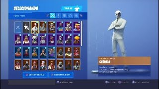 RARE ACCOUNT FORTNITE CHANGE PER PASS SEASON 2 + Skins {+ of 500wins and 7000 kills} PS4