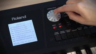 BK-5 Backing Keyboard Overview