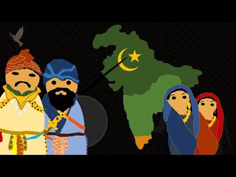 How did the Mughals Control India?