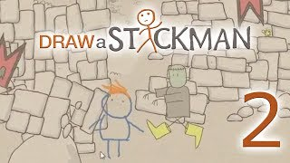 Monster Boots - Draw a Stickman: EPIC - Episode 2