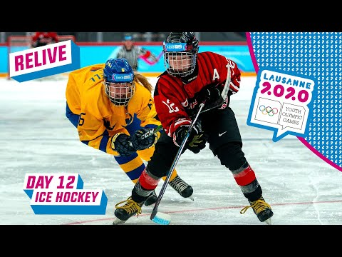 RE-LIVE - Ice Hockey - Japan vs Sweden - Women's Gold Medal Game - Day 12 | Lausanne 2020
