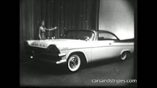 1957 Chrysler Range - original commercial
