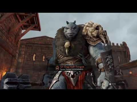 Middle-Earth: Shadow of War - Warchief Chants 3 (Olog Chants)