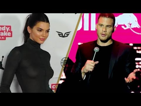 Kendall Jenner & Boyfriend Blake Griffin Take Their Romance to the COMEDY CLUB!