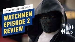 HBO's Watchmen Season 1, Episode 2 Review Discussion (Full Spoilers)