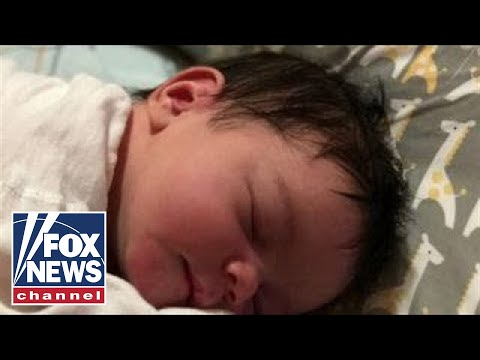 'The Ingraham Angle' family celebrates a new addition