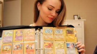 ASMR ❤ Pokemon Card Collection