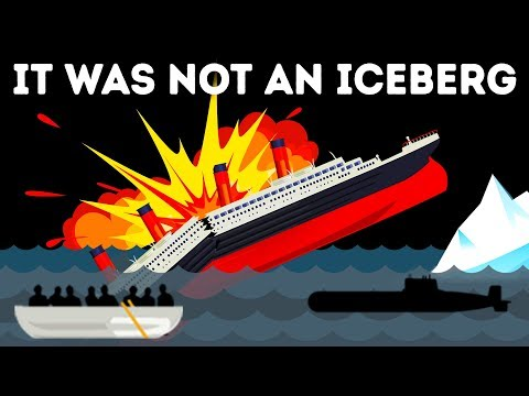 Titanic Survivor Claims an Iceberg Didn't Destroy the Ship