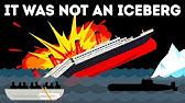 Titanic Survivor Claims an Iceberg Didn&#39t Destroy the Ship