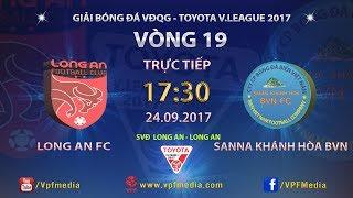 Dong Tam Long An vs Khanh Hoa Nha Trang full match
