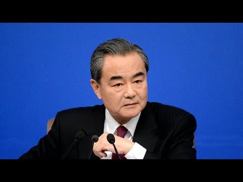 China FM calls on Russia, Germany to prevent 'August Crisis' with DPRK